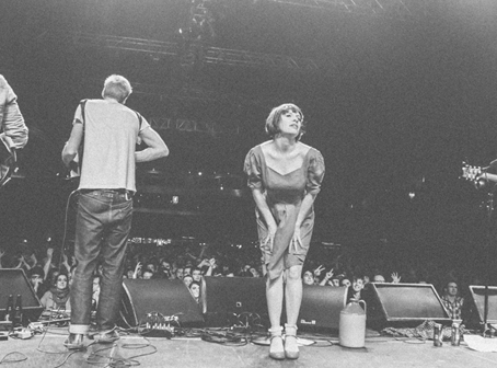 An Interview with Skinny Lister's Lorna