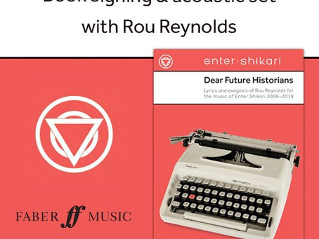 Interview: Rou Reynolds of Enter Shikari