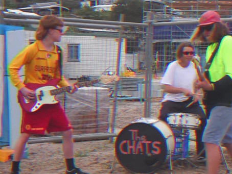 Bangers from Down Under: The Chats