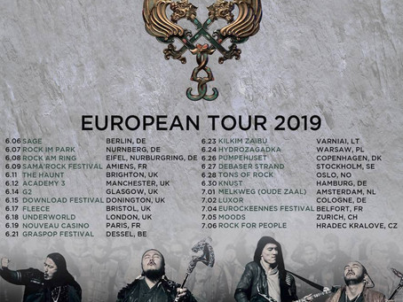 Preview: The HU's First Ever European Tour