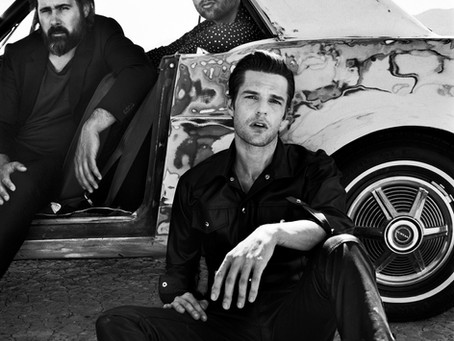 Preview: The Killers @ Motorpoint Arena