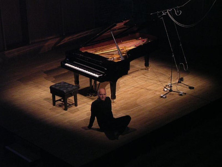 An insightful interview with Ludovico Einaudi