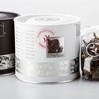 Latas TEESON Black & White y Blend Pu-Erh Fresh x 50g