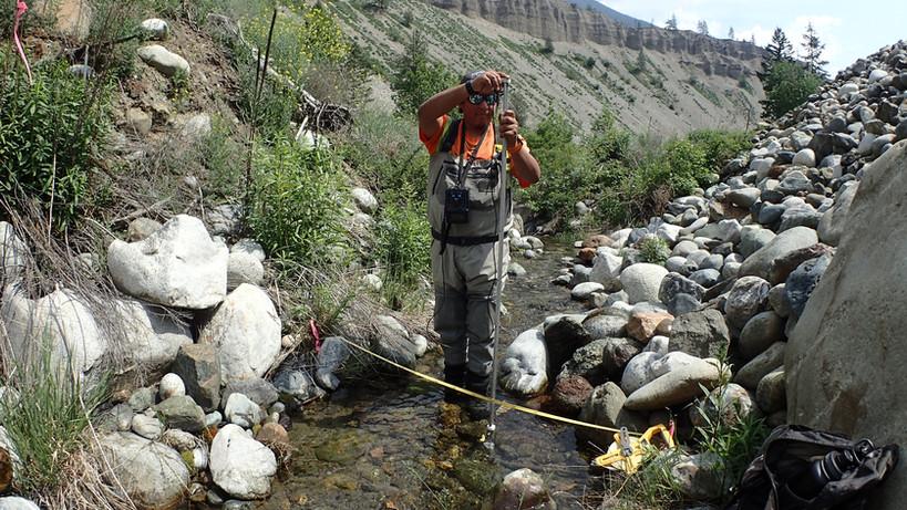 Chinook Habitat Monitoring