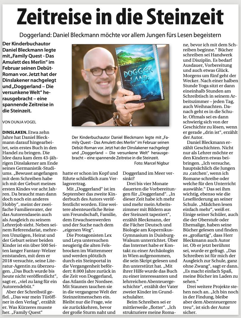 Niederrhein-Anzeiger 23.12.2020
