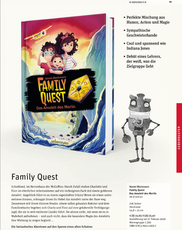 Vorschau Family Quest