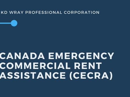 April 24th Commercial Rent Assistance