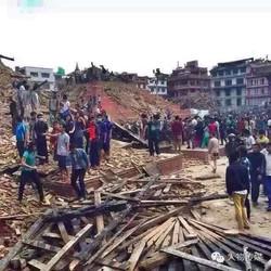 8.1级地震,尼泊尔告急!