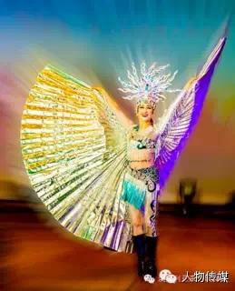 澳洲人物一东方女神澳洲舞后 郑丽莉