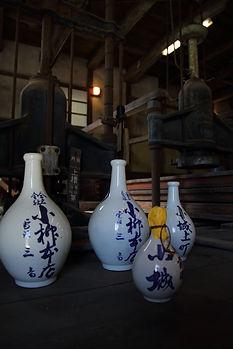 小城の日本酒