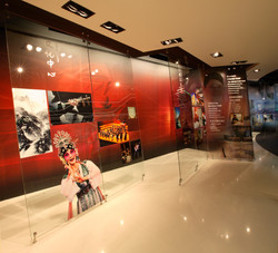 Exhibition Area . Guangzhou Suite