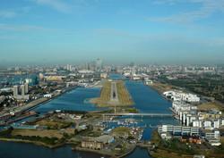 Royal Docks Overall View