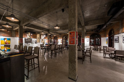 Interior Gallery and Bar