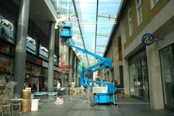 Curtain Installation . London