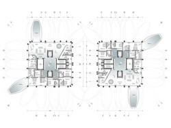 Floor Plan Type A and Type B