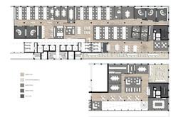 Interior Arrangement Plan