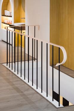 Ribbon Handrail