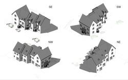 Housing Block Type C