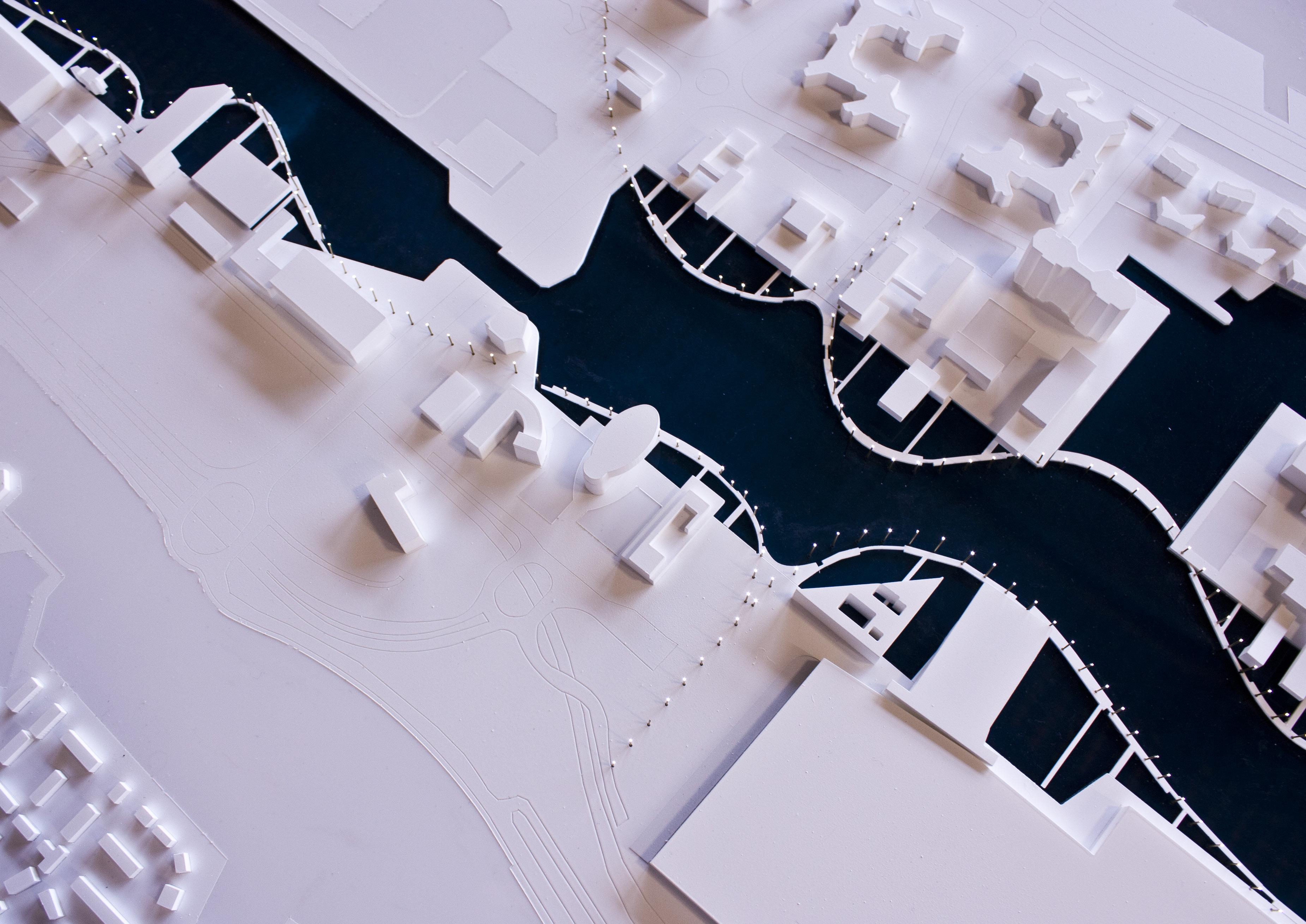 Detail Master Plan Model