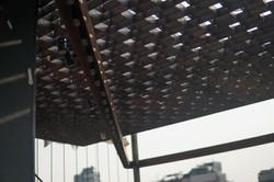 Steel Roof Louvre