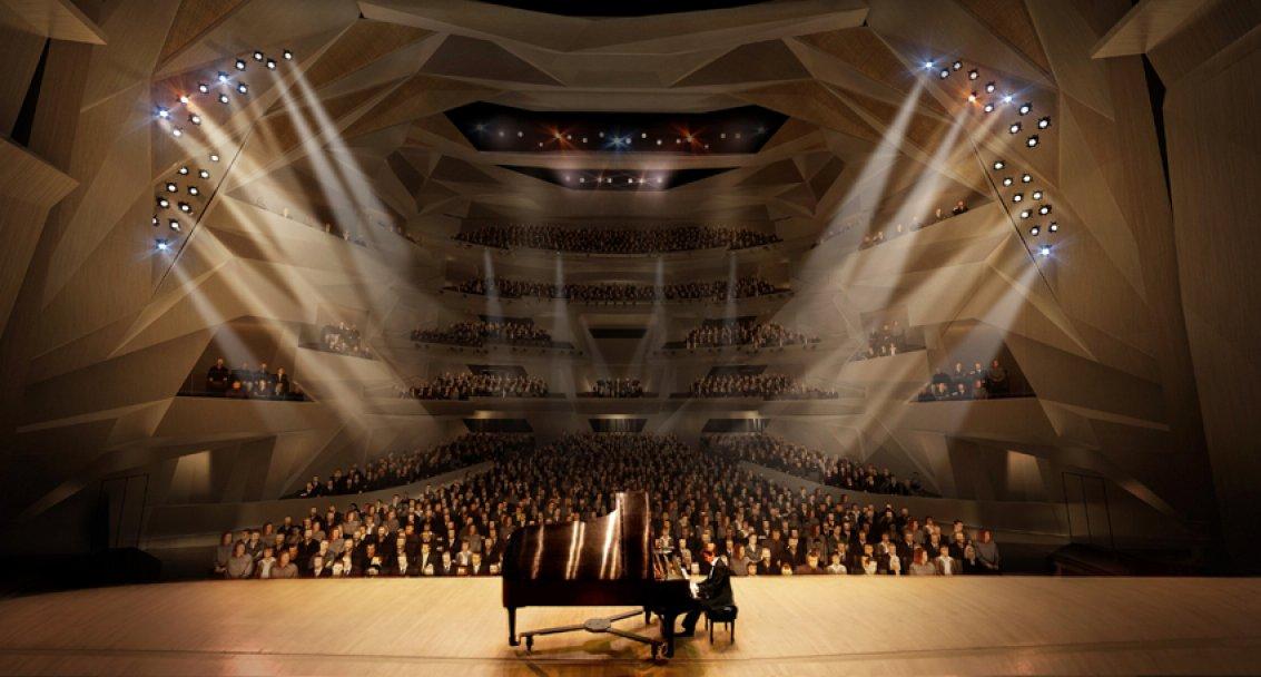 Central Theatre Atrium