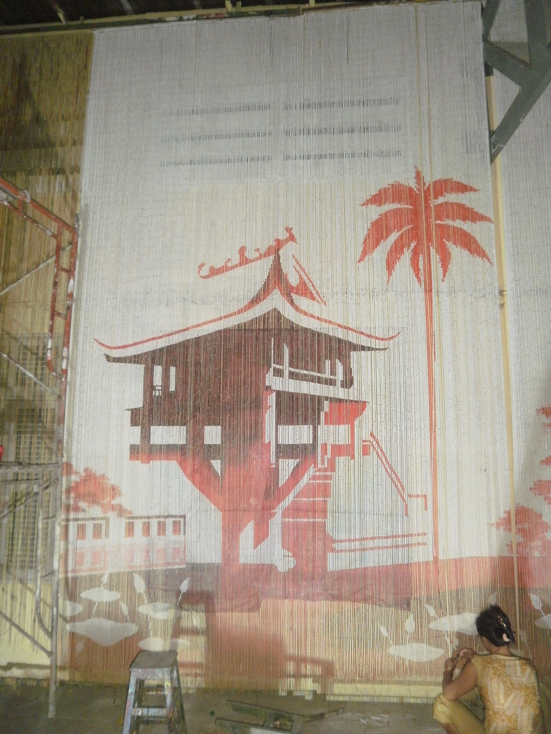 Curtain manufacturing in Vietnam