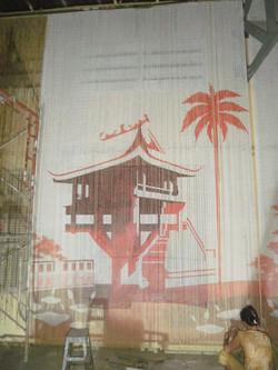 Curtain manufacturing in Vietnam