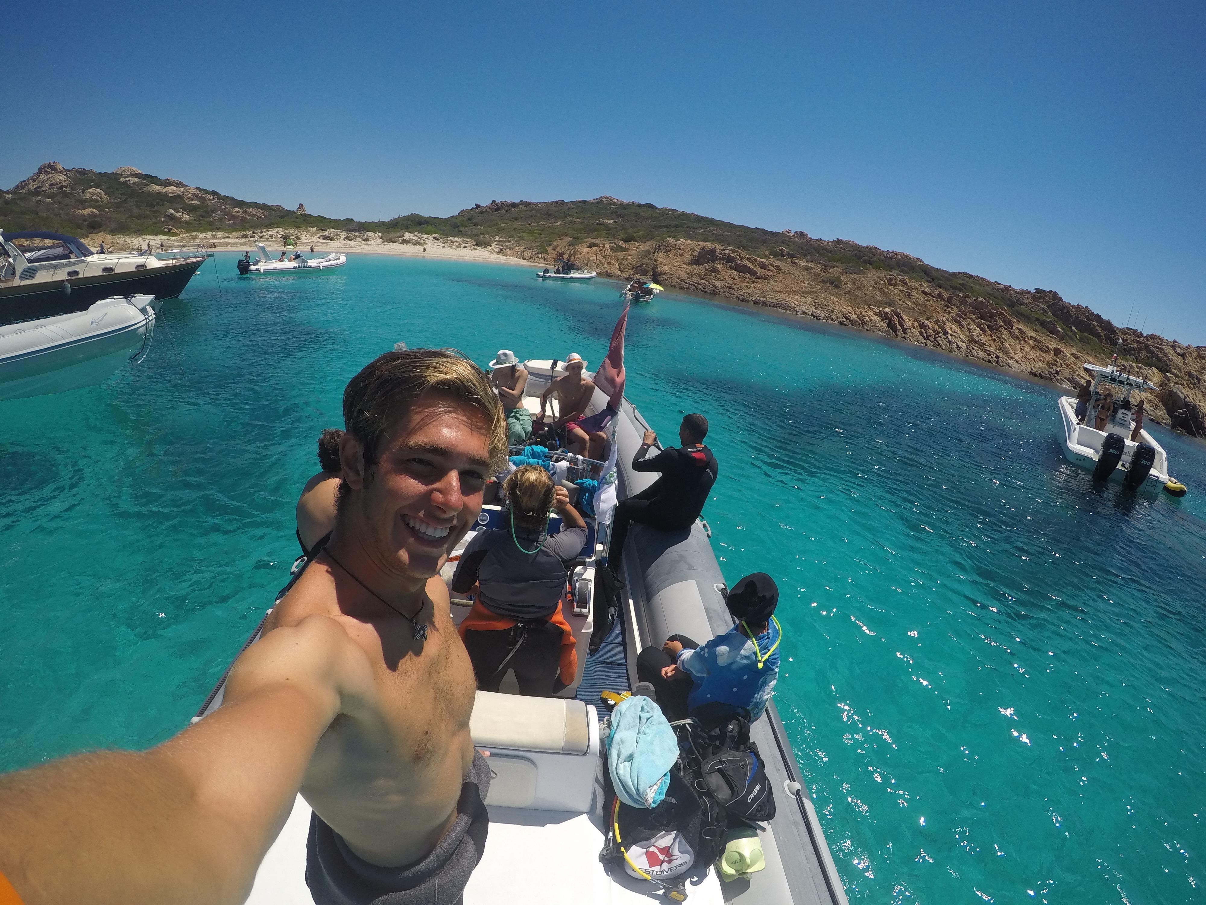 Snorkelling nel Parco Nazionale dell'arcipelago di La Maddalena