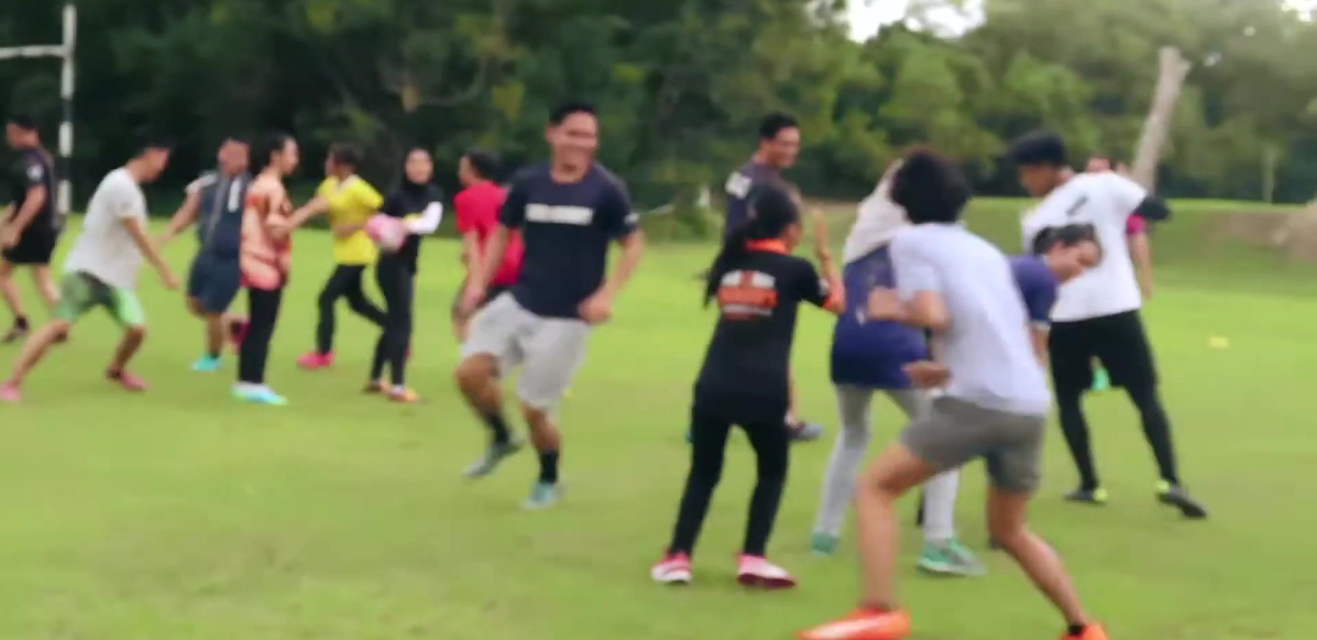 Intro To Rugby with UBD Rugby by Hidayah