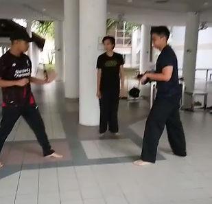 PMUBD | Swiping Kick Combat