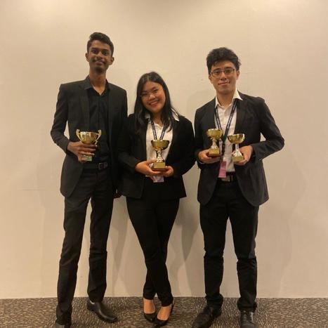 Area Contest UBD Champions