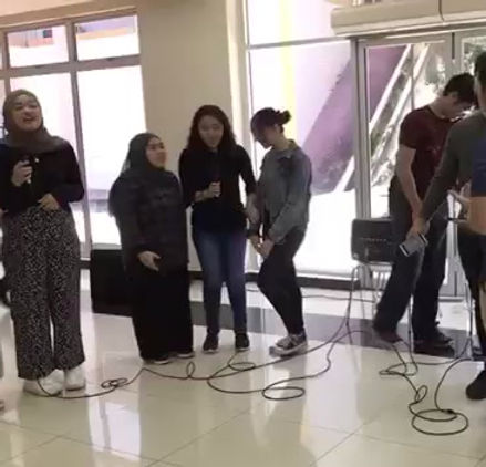 PMUBD | Choir Club Busking