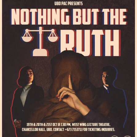 Nothing But The Truth Posters