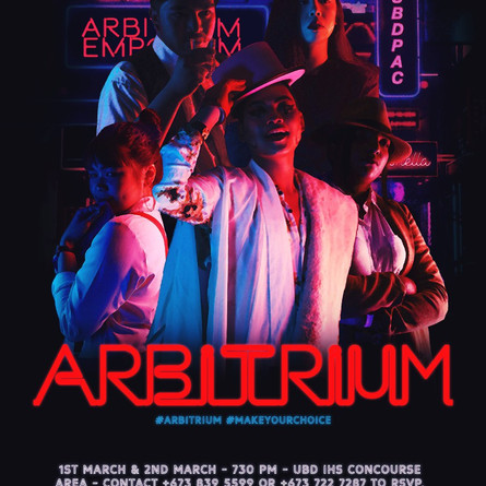 Arbitrium Poster