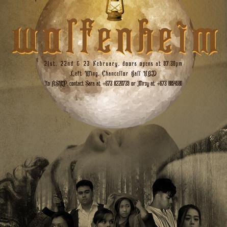 Wolfenheim Poster
