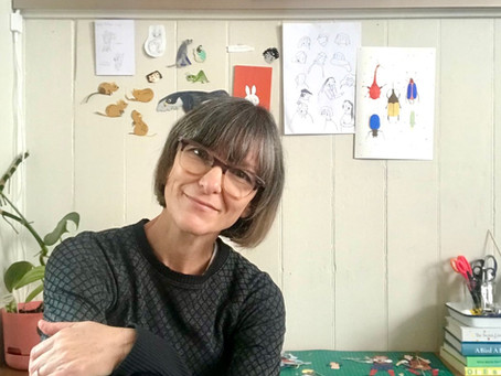Eating with Artists: Illustrator Kia Hing Fay