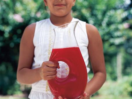 Kids in the Kitchen: Italian milky lemon scented pork.