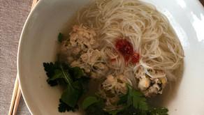 Hainan Meatball Soup