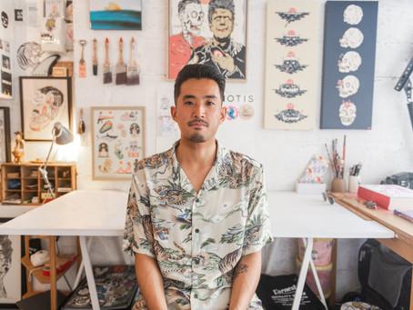 Eating with Artists: Kentaro Yoshida