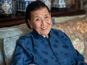 Cecilia Chiang: America's authentic Chinese food pioneer dies.