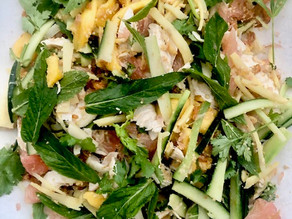 By way of Martin: Thai style Pomelo Salad