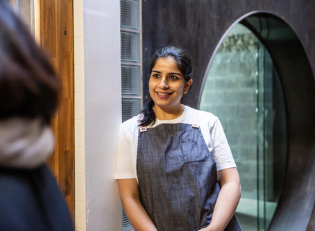 Three Questions: Gunjan Aylawadi chef/owner of Flyover Fritterie