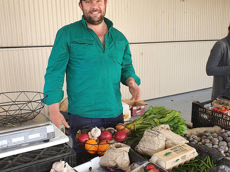 Three Questions: Prickle Hill Produce's James Duffell