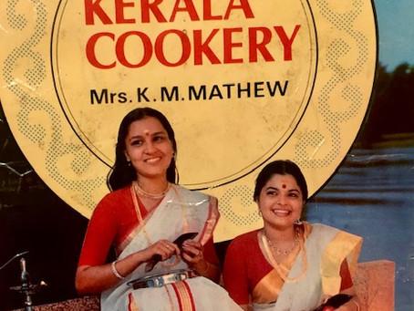 Working my way through mum's cookbook