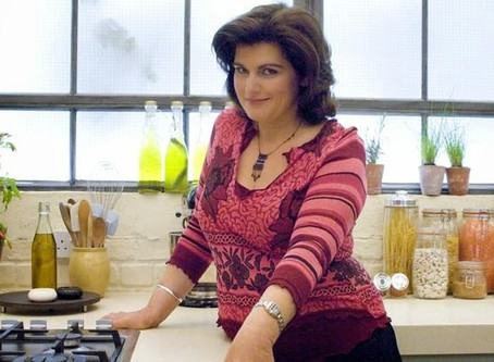 Three Questions: Award winning British food writer Diana Henry