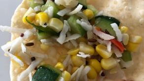 The C Salad : Crunchy summer fresh!