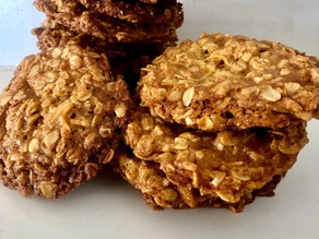 Finders Keepers: Donna Hay's Anzac cookies