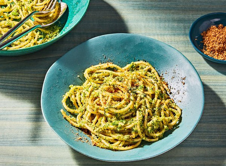 Finders Keepers: Broccoli & Dill Pasta