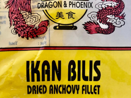Ikan Bilis sambal