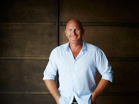 Three Questions: morning chat with chef Matt Moran